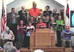 Shearer Choir